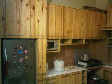 jual kitchen set kayu jati belanda pinus expalet antik