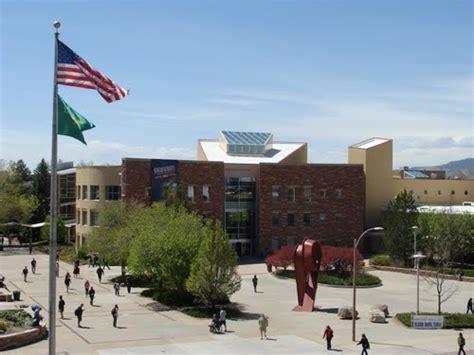 Colorado State University, William E. Morgan Library