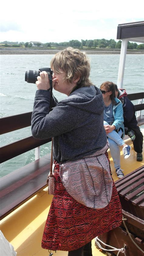 beautiful day   boat trip antur waunfawr