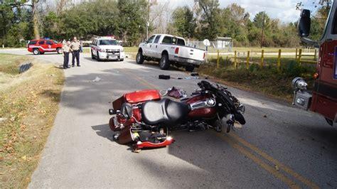 Motorcycle Crash Turns Fatal