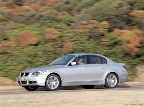 2006 Bmw 5 Series Sedan Specifications, Pictures, Prices
