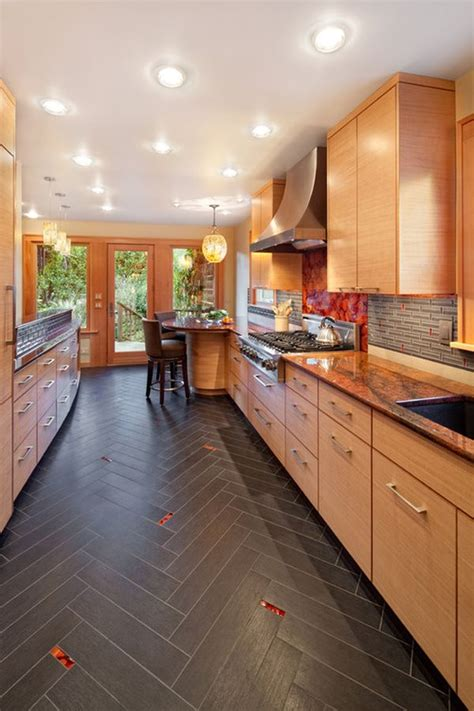 black kitchen flooring ideas baldosas para cocinas 4704