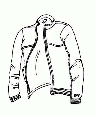 leather jacket coloring pages coloring pages