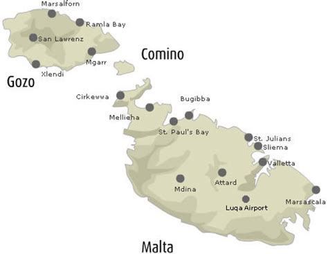 summer house malta map language learn ela malta