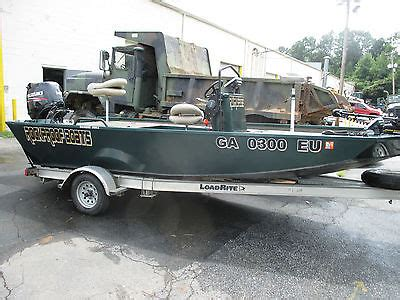 Jet Boat Uhmw by Rock Proof Boats For Sale
