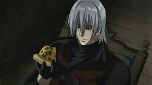 Devil May Cry Dante Anime