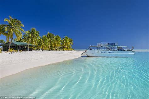 Marlon Brando's blue lagoon in the Cook Islands | Daily ...