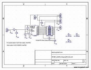 Lm3916 Led Bargraph   Vu Meter
