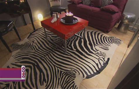 decoration zebre chambre deco zebre