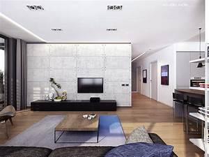 Apartment Living Modern Minimalist Minimalist Studio Apartment Design For Small Area