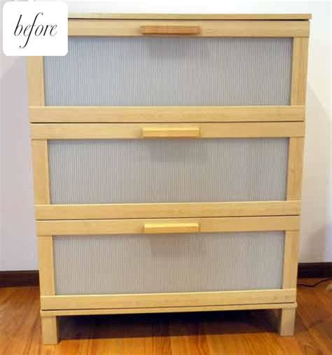 ikea aneboda dresser before after adam s ikea dresser design sponge