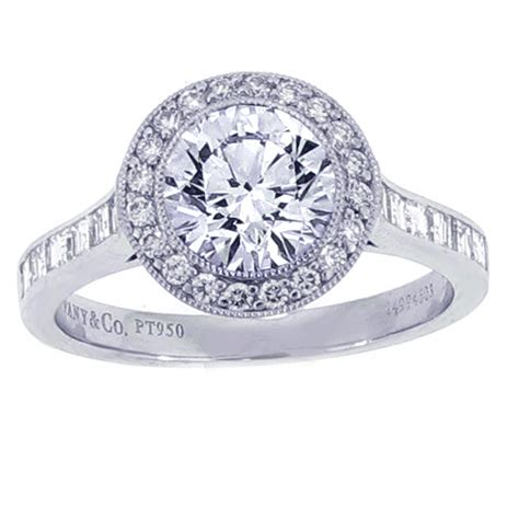 co diamond estate engagement ring jewelry