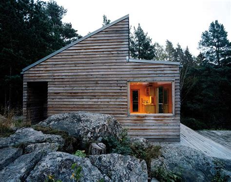 wooden cabin house solid wood cabin woody 35 by marianne borge