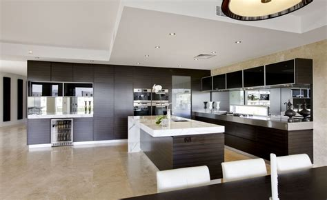 cuisine americaine design modern kitchens home design