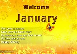 Hello January Quotes Images | Calendar 2018