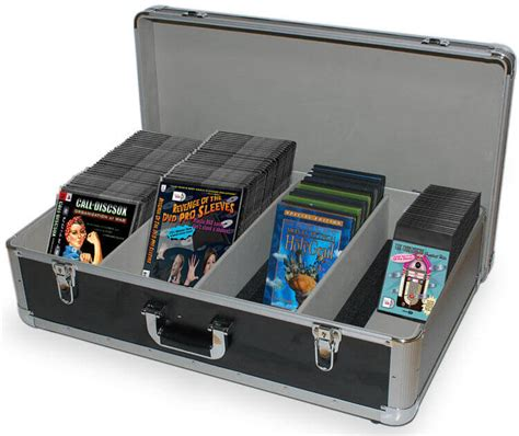 Large Media Storage Cabinet by Cd Dvd Blu Ray Storage Sleeves Accessories Dj Cases
