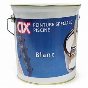 Peinture Pour Piscine : peintures pour piscine prix discount ~ Nature-et-papiers.com Idées de Décoration
