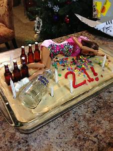 Drunk Passed Out Barbie Doll Wild Party Happy 21st ...