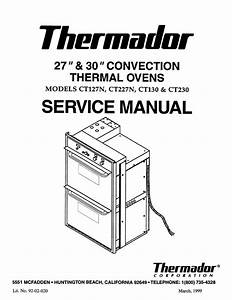 Thermador Convection Microwave Manual  U2013 Bestmicrowave