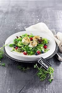 Salat Mit Ziegenkäse Und Honig : salat mit ziegenk se und thymian honig apotheken umschau ~ Lizthompson.info Haus und Dekorationen