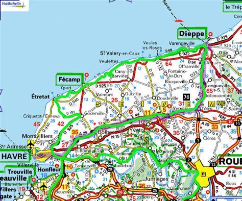 Carte De Normandie Detaillee by Normandie 2005 Index
