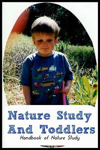 Nature Study And Toddlers