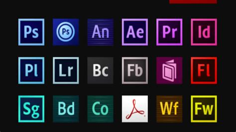 creative cloud   adobe products