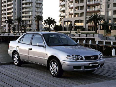 Sedan Cars : Toyota Corolla Sedan Specs