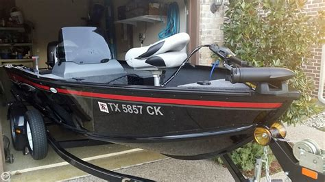 Used G3 Aluminum Fishing Boats by 2012 Used G3 V167 Aluminum Fishing Boat For Sale 13 900