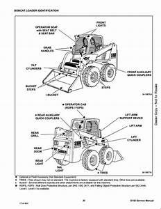 Bobcat S150 Skid Steer Loader Service Repair Workshop