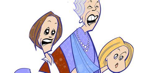 Three Tall Women, Starring Glenda Jackson, Laurie Metcalf ...
