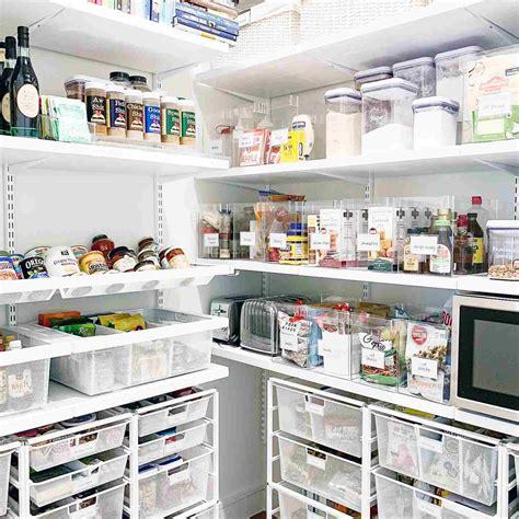 ikea pantry organization ideas