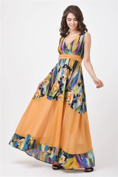 Красивые и нарядные женские платья различных фасонов и цветов цены и фото