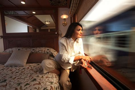 maharajas 39 express a luxury train in india