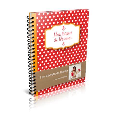 livre de cuisine personnalisé créer livre de cuisine cahier de cuisine