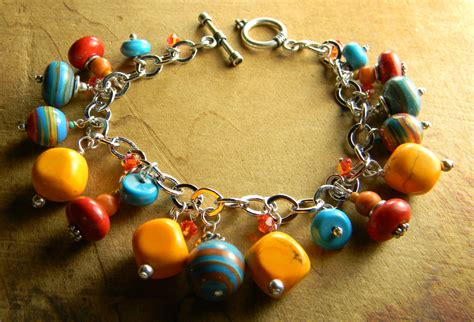 Mexican Fiesta Bracelet from the Tejana Collection ...