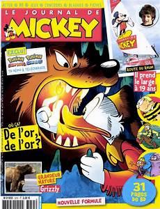 Le Journal De Mickey Abonnement : le journal de mickey n 3255 abonnement le journal de mickey abonnement magazine par ~ Maxctalentgroup.com Avis de Voitures