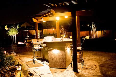 Kitchen Bar Lighting Ideas - best patio garden and landscape lighting ideas for 2014 qnud