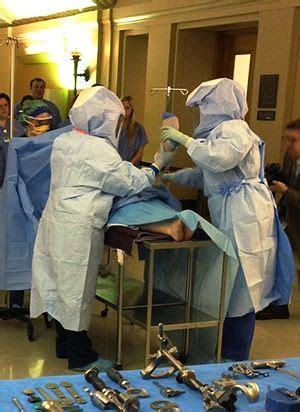 Draping Techniques In Operating Room - new legislation sheds light on importance of surg techs in