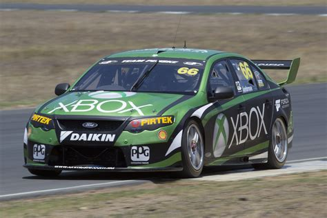 Marcos Ambrose Completes Test Ahead Of V8 Supercars Return