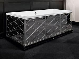Lutetia Rosaline Luxury Art Deco Italian Bathtub In