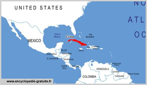 Carte Du Monde Cuba cuba carte du monde arts et voyages