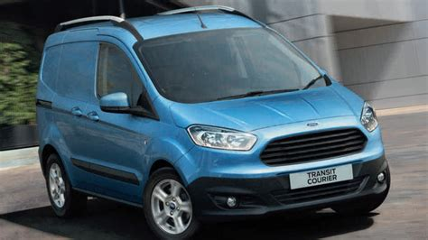 5 doors exterior ford transit courier range ford commercials
