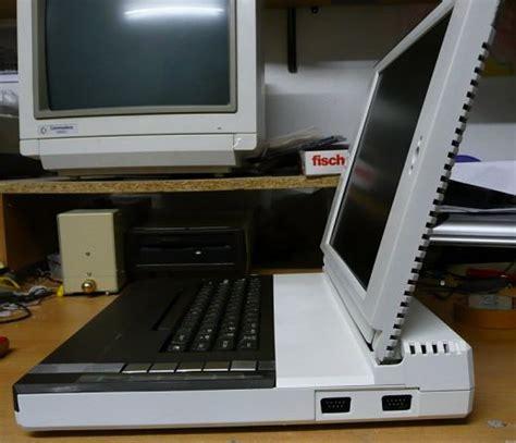 atari xl laptop  bit computing  portable casemod