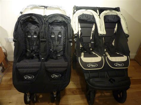 Baby Jogger City Mini Double Vs Elite Review By Theresa