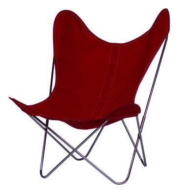 housse pour fauteuil aa butterfly cerise aa new design