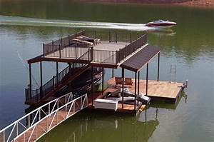Floating Boat Dock Layouts