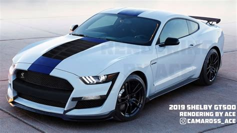 2019 Shelby Gt500 by 2019 Shelby Gt500 What We So Far Ford S Car S