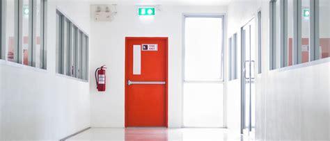fire door commercial door hardware