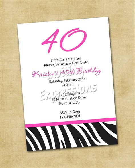 Surprise 40th Birthday Invitation Wording Samples  Best. Open House Flyer Template Free. Invitation Templates For Photoshop Template. Professional Thank You Email Template. Professional It Resume Examples Template. Example Of Templates 218353. Simple Expense Report Form. Examples Of Resume Titles. Director Resume Format